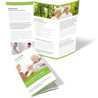 Flyer Druck - Grafiker